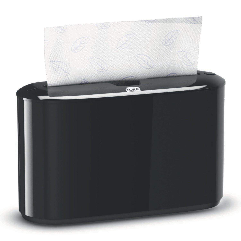 Foodservice: Napkin Signature Xpressnap Table Top Multifold Dispenser Black