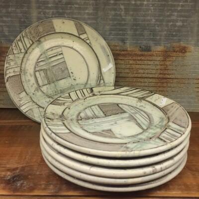 Side Plates - Butterbone
