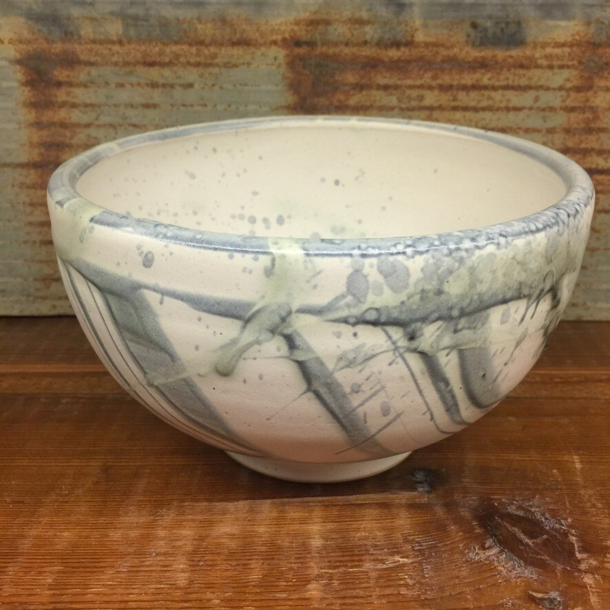 Small Nesting Bowl Stormstone