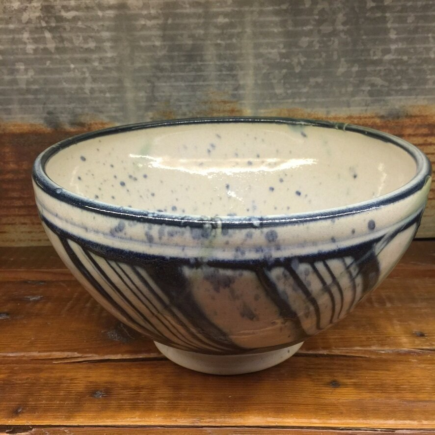 Large Nesting Bowl - Bluegrass