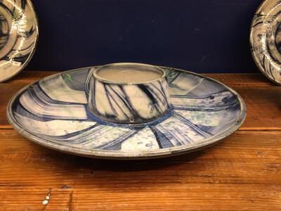 Large Dip Platter Bluegrass