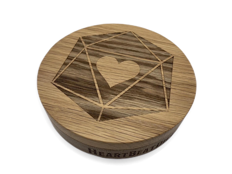 HeartBeat Dice Case • 11 Slots