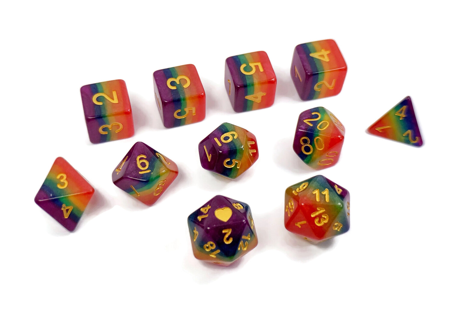 Rainbow Pride Set