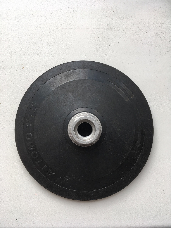 Ухват Ф100 мм М14 мягкий (тонкий)