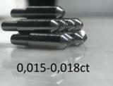0,015-0,018ct (САУНО) - ПРИРОДНЫЙ АЛМАЗ