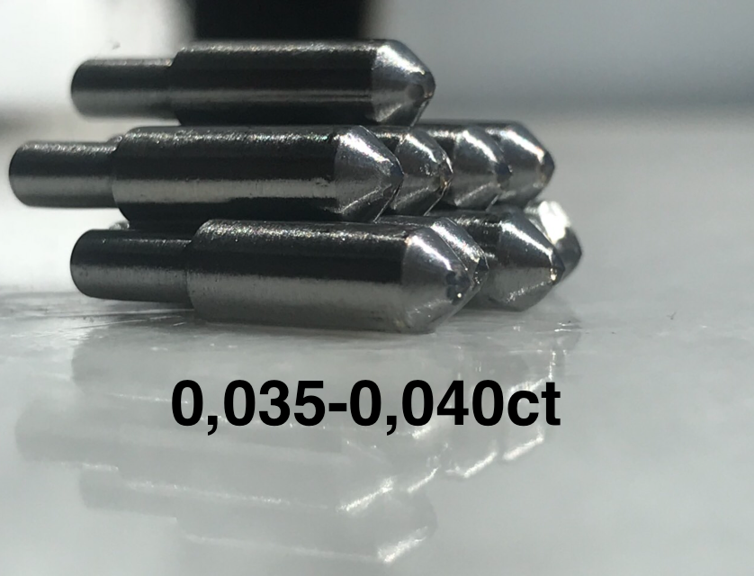 0,035-0,040ct (САУНО) - ПРИРОДНЫЙ АЛМАЗ