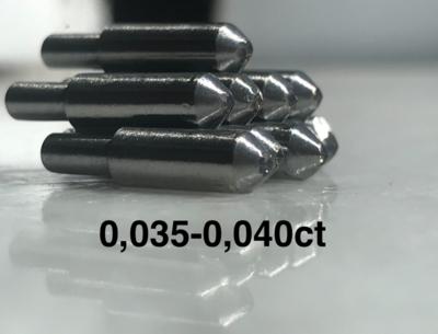 0,035-0,040ct - ПРИРОДНЫЙ АЛМАЗ