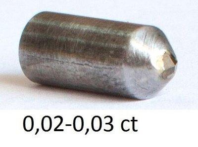 0,02-0,03 ct (ГРАВЕР-5)  (№2)