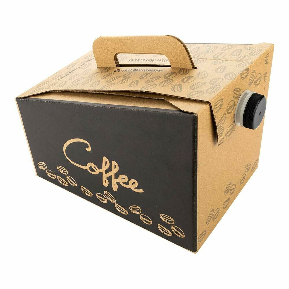 Brewed Coffee To Go