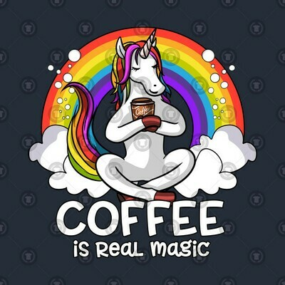 Unicorn Coffee- FLAVORED