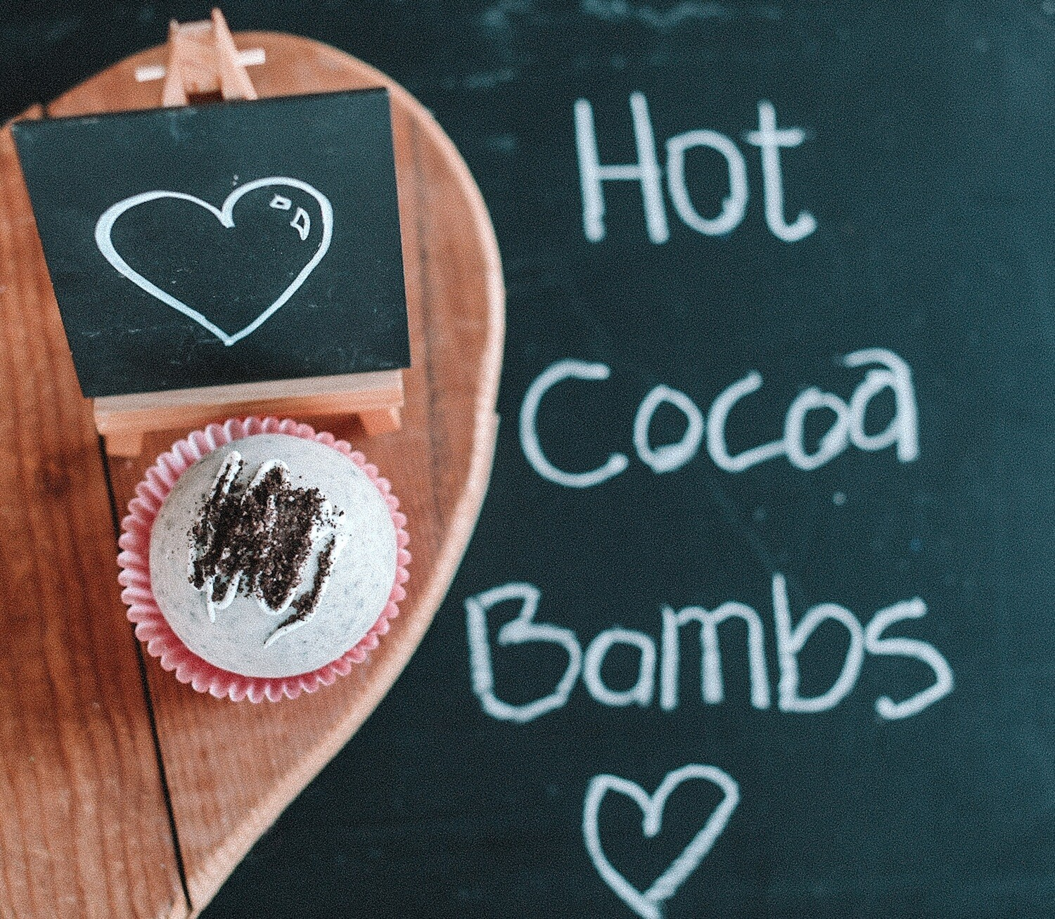 Hot Cocoa Bombs