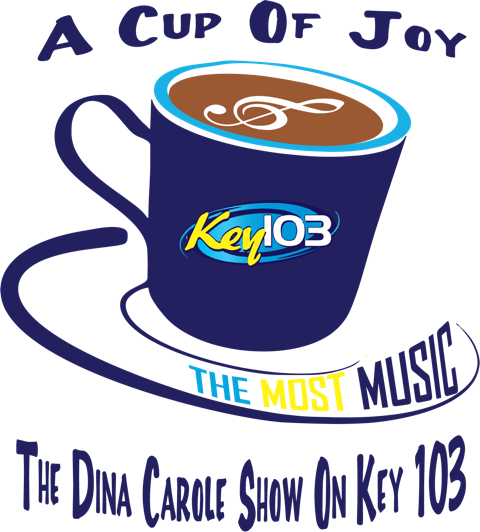 Cup of Joy Blend, created by Dina Carole of Key 103