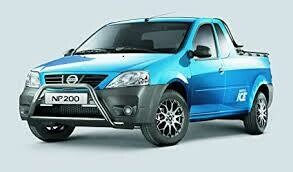 Nissan NP 200 EZDown (LOWERING YOUR TAILGATE SAFELY)