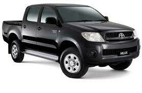 Toyota Hilux Vigo - EZDown Reloaded - 2006 -2015 (ASSISTING LOWERING AND LIFTING OF YOUR TAILGATE)