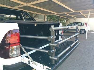 BedXtender HILUX -  (ADJUST YOUR BIN SPACE INTO AND OUT OF BIN)