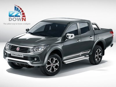 Fiat Fullback - EZDown (LOWERING YOUR TAILGATE SAFELY)
