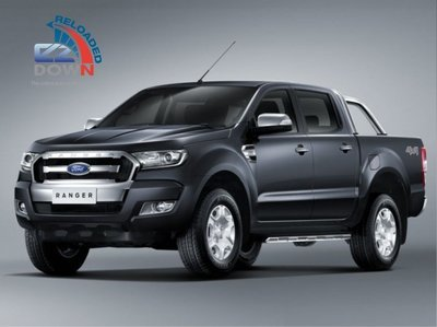 Ford - EZDown Reloaded (ASSISTING LOWERING AND LIFTING OF YOUR TAILGATE)