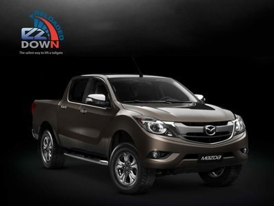 Mazda - EZDown Reloaded (ASSISTING LOWERING AND LIFTING OF YOUR TAILGATE)