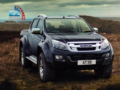 ISUZU - EZDown (LOWERING YOUR TAILGATE SAFELY)
