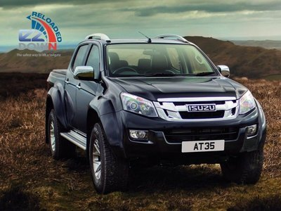 ISUZU - EZDown Reloaded (ASSISTING LOWERING AND LIFTING OF YOUR TAILGATE)