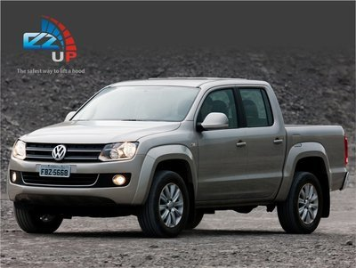 Amarok - Volkswagen - HOODLIFT (ASSISTING THE OPENING OF YOUR HOOD/BONNET)