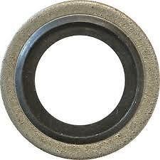 M8 Bonded Seals for Heat Exchanger endcap bolts