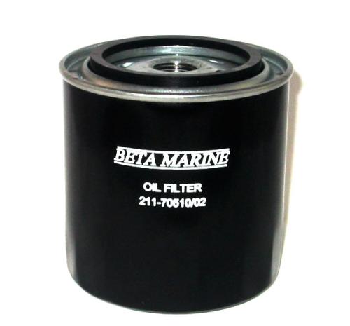 Beta Marine Oil Filter, Beta 43-105, part number:211-70510/02