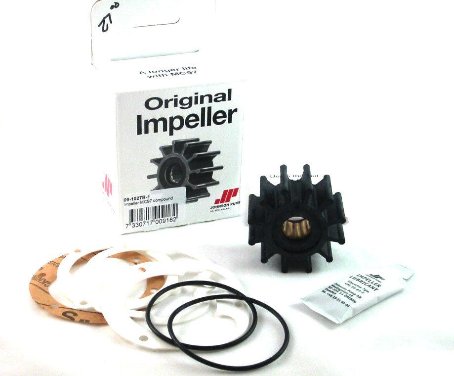 Johnson Water Pump Impeller Kit 09-1027B-1