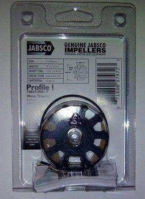Jabsco Water Pump Kit 18653-0001 (Jabsco only)