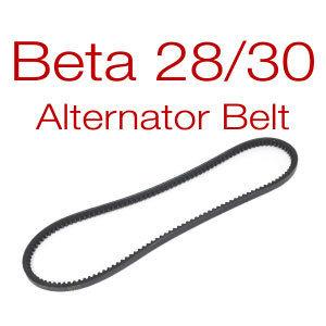 Belt for Beta 28-38 - V-belt or Multi-groove belt.