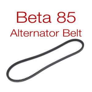Belt for Beta 85 - v-belt or multi-groove