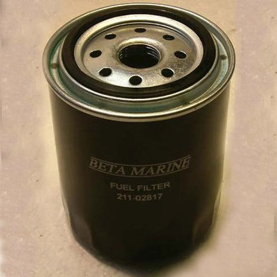 Beta Marine Fuel Filter, beta 75-105