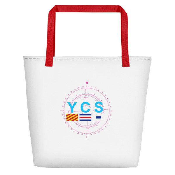 "Yuppie Bag ""Beach Bag"" Yachting Done Right"