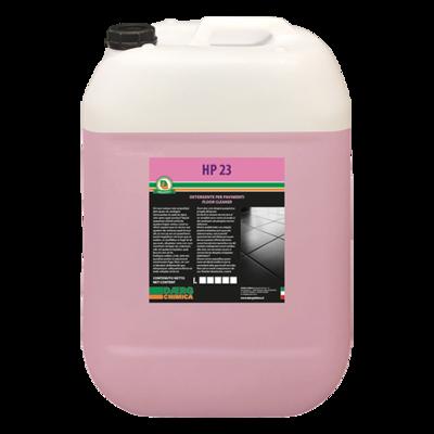 HP23 Lavapavimenti concentrato conf. da kg. 25