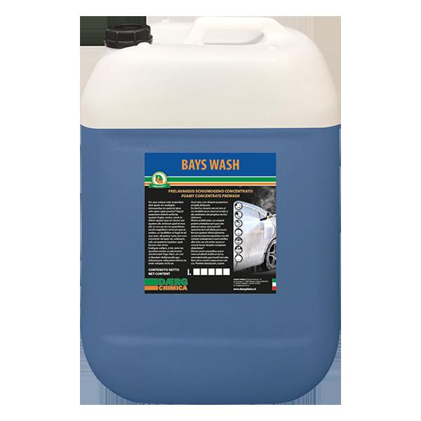 BAYS WASH detergente schiumogeno (conf. kg. 25)