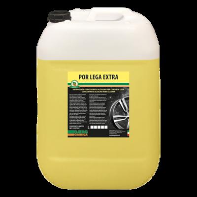 POR LEGA EXTRA detergente cerchi forte (conf. kg. 25)
