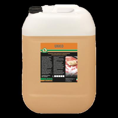 UNICO shampoo con cera (conf. kg. 25)