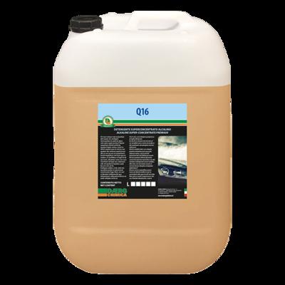 Q16 detergente superconcentrato (conf. kg. 25)