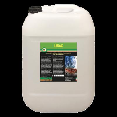 LINAX shampoo pre-cera per impianti automatici (conf. kg. 25)