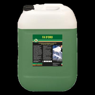 FA' D'ORO shampoo manuale (conf. kg. 25)