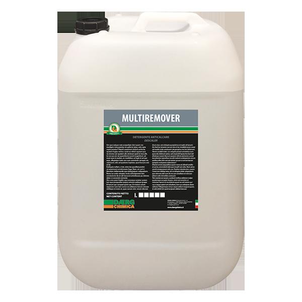 MUTIREMOVER detergente anticalcare (conf. kg. 25)