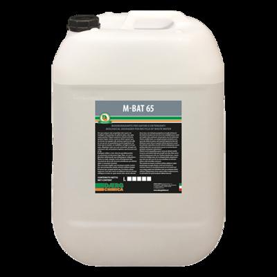 M-BAT-65 biodegradante per detergenti (conf. kg. 25)