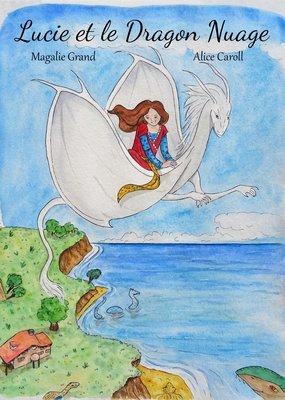 Livre Lucie et le Dragon Nuage
