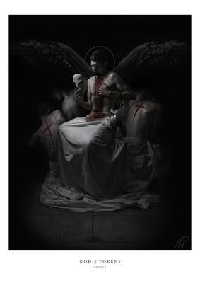 God's Tokens - Art Print (A3)