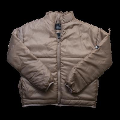 Eco Puffer Caramel  Unisex Jacket