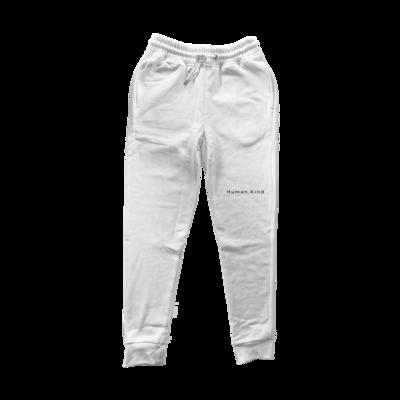 Human.Kind White Sweatpants