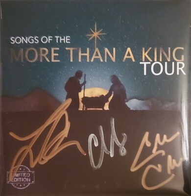 MORE THAN A KING TOUR CD ( LIMITED EDITION )