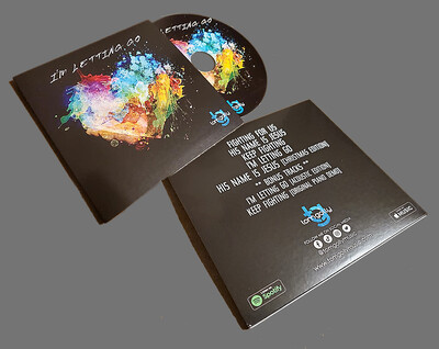 I'M LETTING GO Special Edition CD (2021)