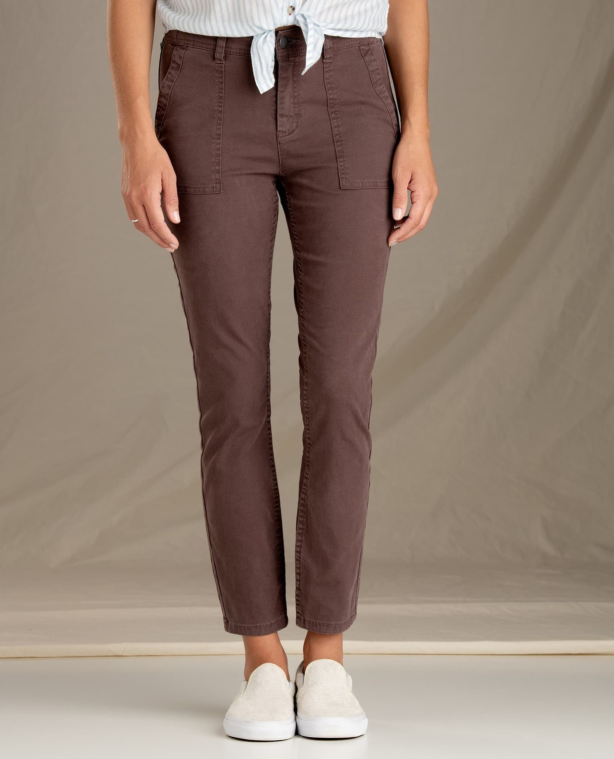 Toad&Co Earthworks Ankle Pants