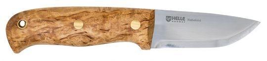 Helle Wabakimi Fixed Blade Knife